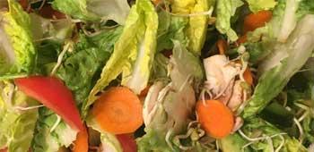 Bockshornklee Salat